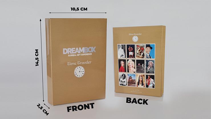 DREAM BOX TIME TRAVELER by JOTA