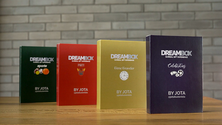 DREAM BOX PARTY by JOTA