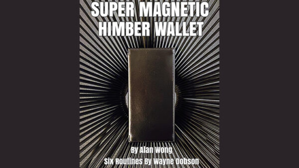 Super Magnetic Himber Wallet by Alan Wong