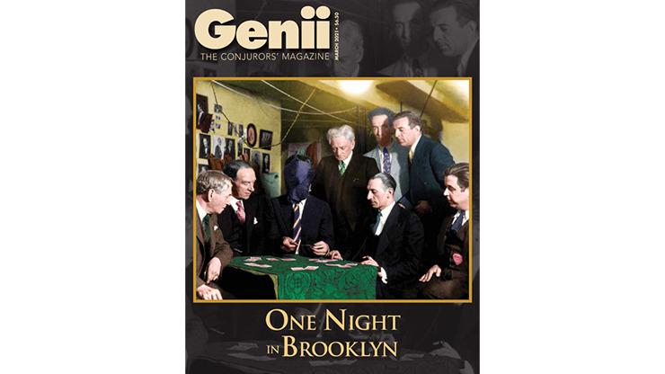 Genii Magazine March 2021 - Book