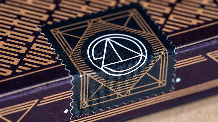 ABRACADABRA Playing Card by Blake Vogt