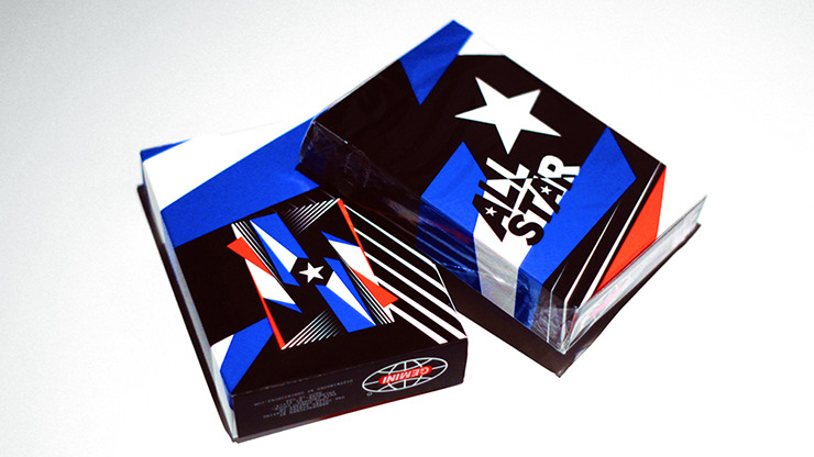 All Star Playing Cards by Gemini