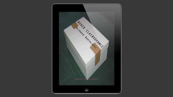 Boxed Clairvoyance by Alfonso Bartolacci Published by La Porta Magica eBook DOWNLOAD - Download