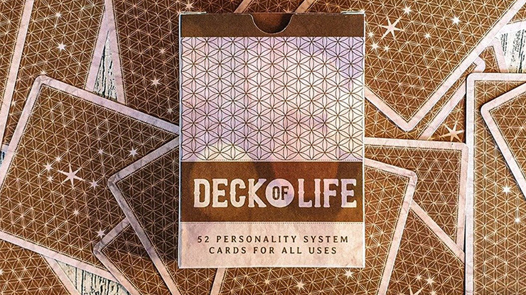 Identity Deck by Phill Smith