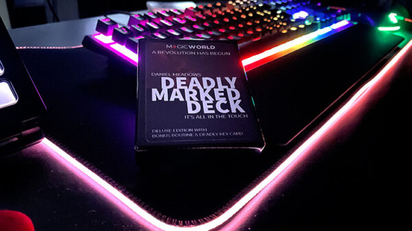 DEADLY MARKED DECK by MagicWorld