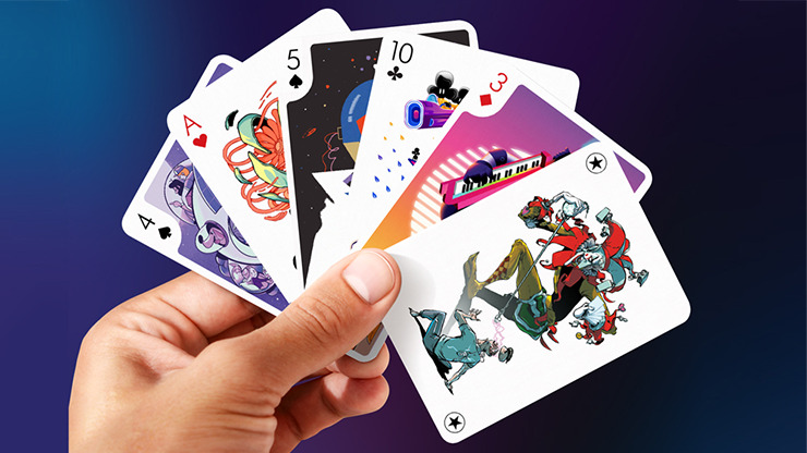 Playing Arts Future Edition Chapter 1 Playing Cards