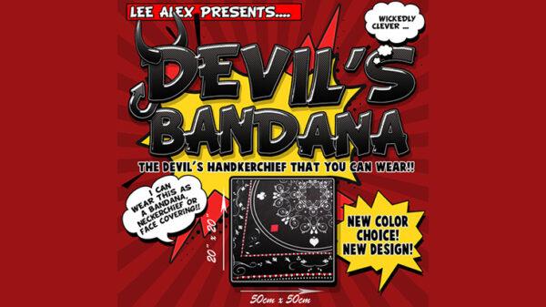 Devil's Bandana (Black) by Lee Alex