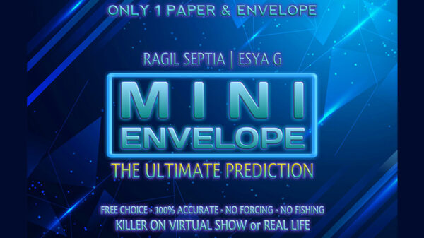 MINIENVELOPE BY RAGIL SEPTIA & ESYA G video DOWNLOAD - Download