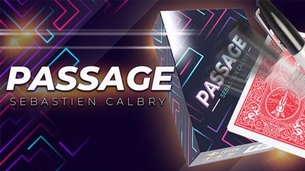 Passage RED by Sebastien Calbry & Magic Dream