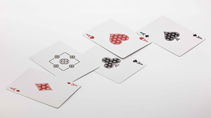 Krib (Dalia) Playing Cards