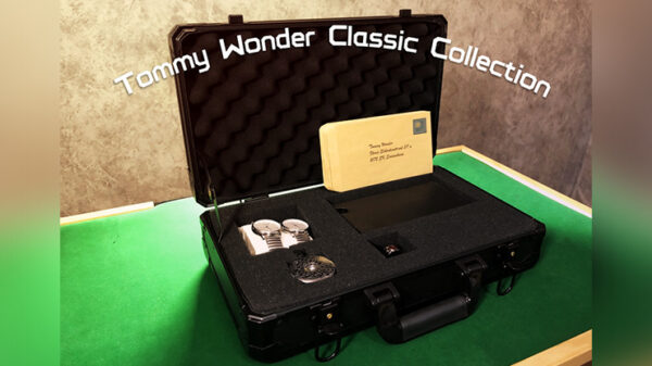 Tommy Wonder Classic Collection Ring Watch & Wallet by JM Craft