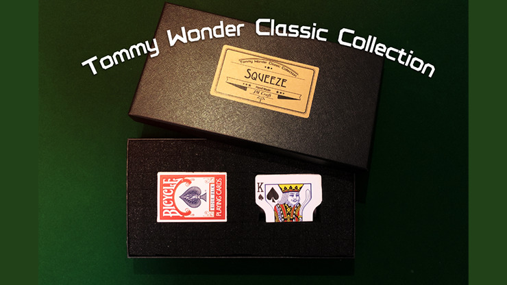 Tommy Wonder Classic Collection Squeeze by JM Craft