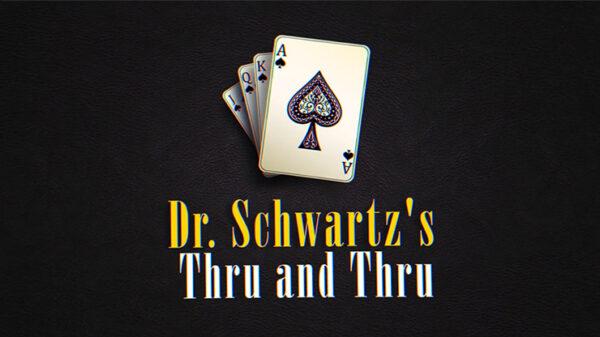 THRU AND THRU by Martin Schwartz