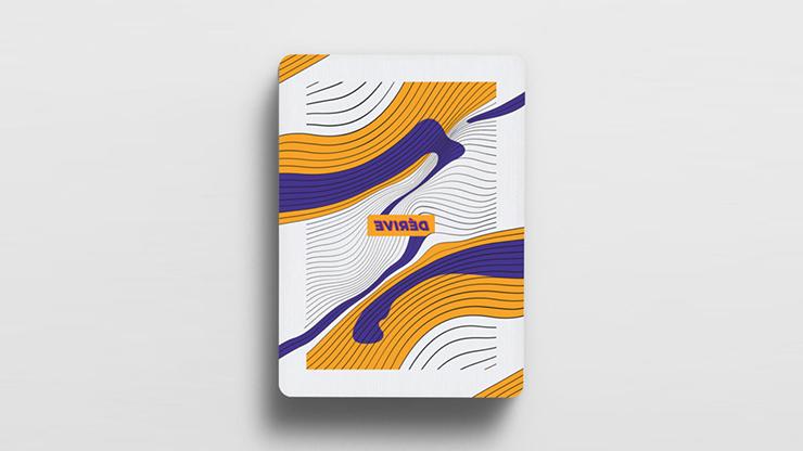 DÉRIVE (Prune) CARDISTRY CARDS