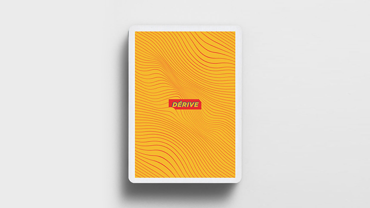 DÉRIVE (Honey) CARDISTRY CARDS