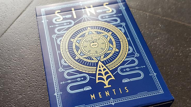 SINS 2 - Mentis Playing Cards
