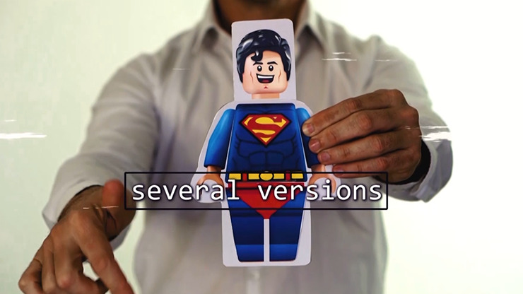 LET'S GO Superman by Gustavo Raley