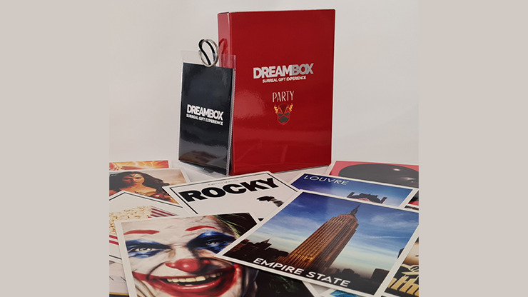 DREAM BOX PARTY GIVEAWAY / REFILL by JOTA