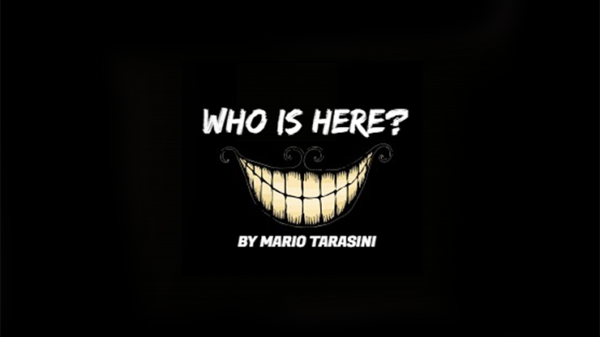 Who is here? by Mario Tarasini video DOWNLOAD - Download