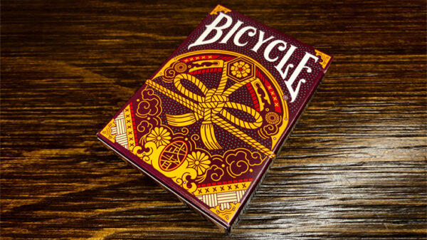 Bicycle Musha Playing Cards by Card Experiment