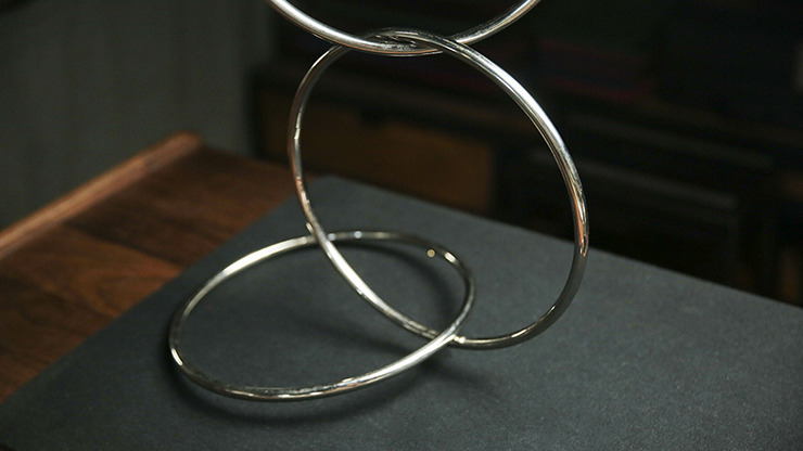 Michael Ammar Linking Rings / 8 Ring Set by Michael Ammar & TCC