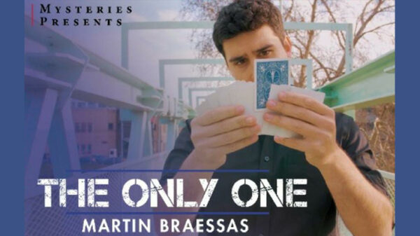 The Only One Red by Martin Braessas