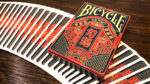 Bicycle Genso Blue Playing Cards by Card Experiment