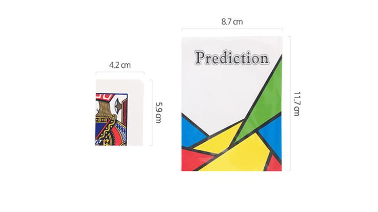 Sculpture Card Prediction by JL Magic