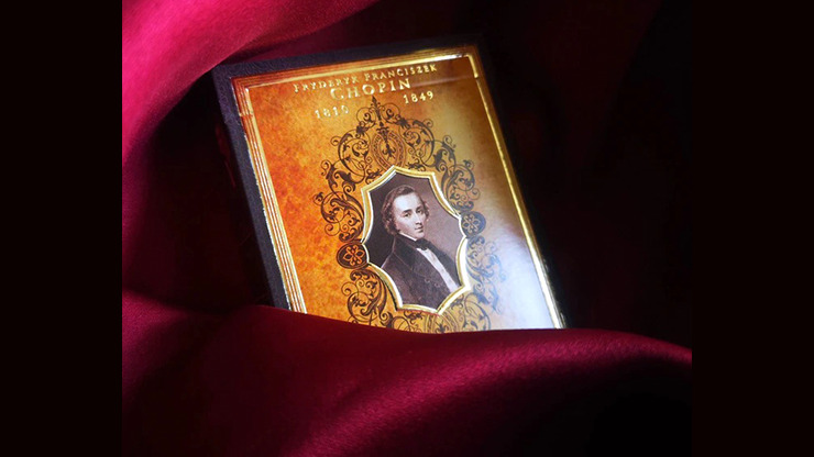 Fryderyk Franciszek Chopin (Composers) Playing Cards