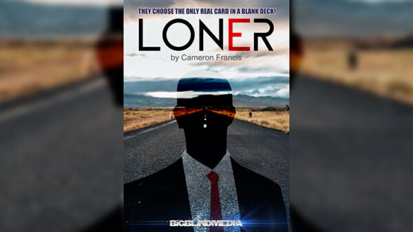 Loner Red by Cameron Francis