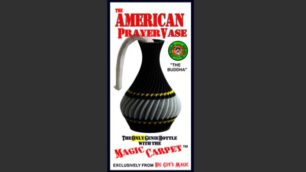 The American Prayer Vase Genie Bottle THE BUDDHA by Big Guy's Magic