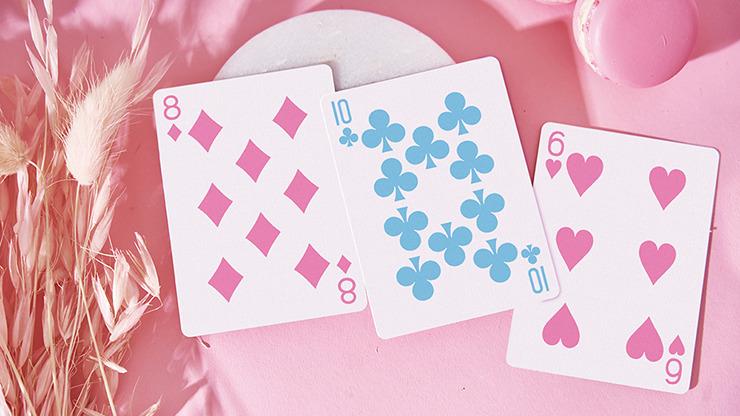 Solokid Sakura (Pink) Playing Cards by BOCOPO