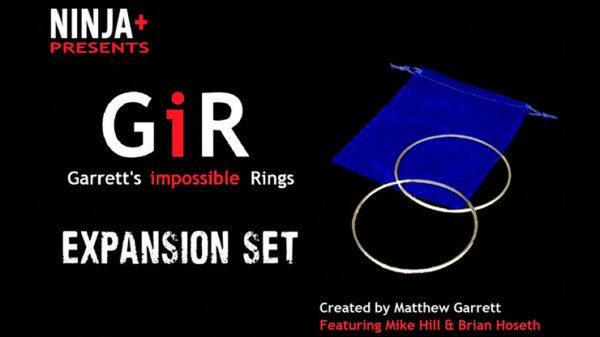 GIR Expansion Set BLACK by Matthew Garrett