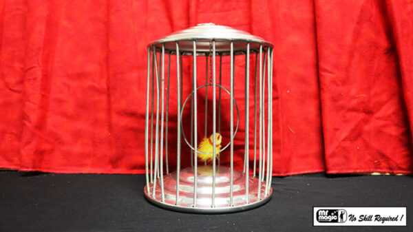 Spring Production Birdcage by Mr. Magic