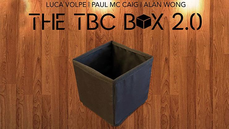 TBC Box 2 by Paul McCaig and Luca Volpe