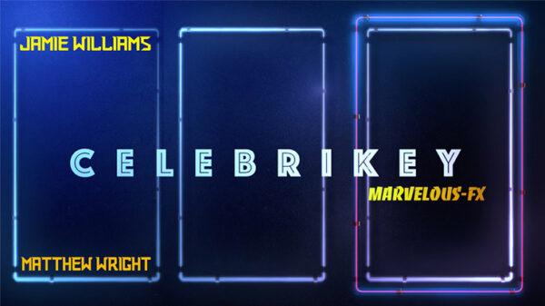 Celebrikey BATMAN (Gimmicks and Online Instruction) by Matthew Wright