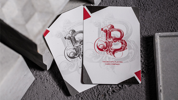 Cardistry Fanning (RED) Playing Cards