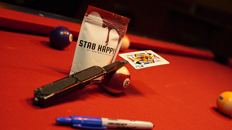 Stab Happy by Abstract Effects