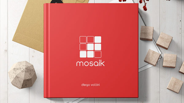 MOSAIK by Diego Voltini - Book