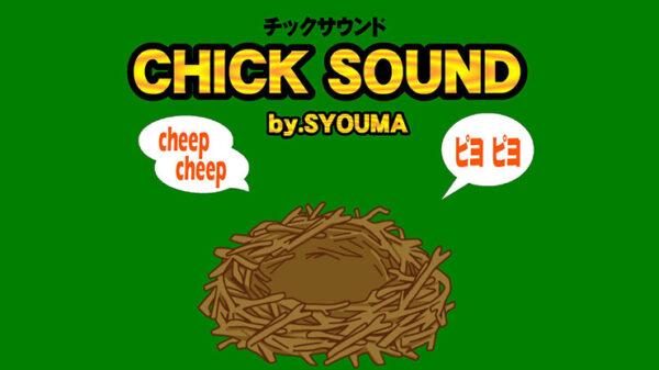 Chick Sound Set by Tejinaya Magic