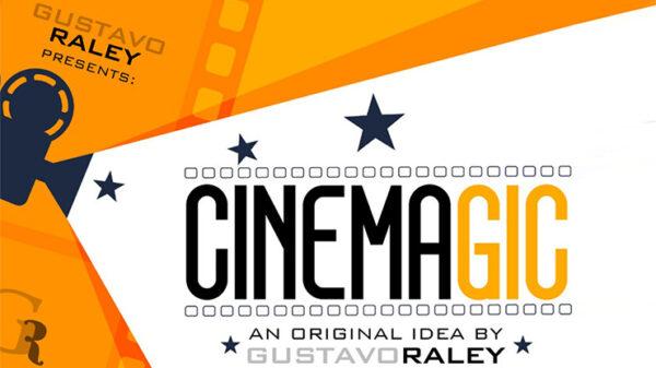 CINEMAGIC JURASIC PARK by Gustavo Raley