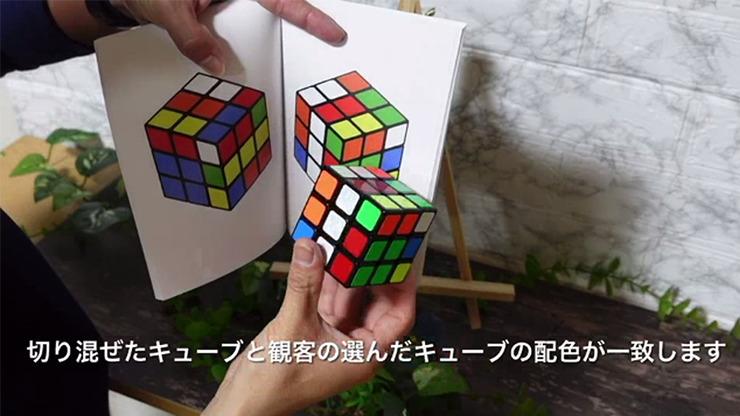 Book Cube Change by SYOUMA & TSUBASA