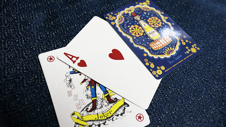 Modelo Playing Cards by US Playing Cards