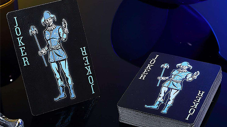 Bicycle Ice Playing Cards by US Playing Cards