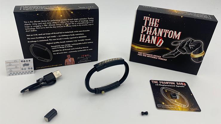 PHANTOM HAND by Jean Xueref