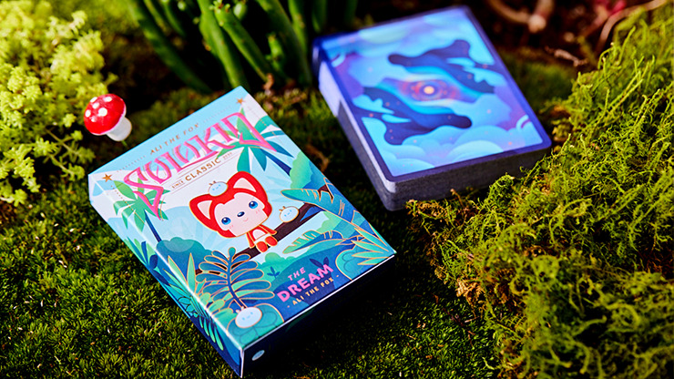 The Dream (Forest Edition) Playing Cards by SOLOKID