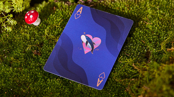 The Dream (Ocean Edition) Playing Cards by SOLOKID