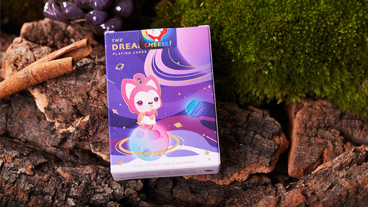 The Dream (Planet Edition) Playing Cards by SOLOKID
