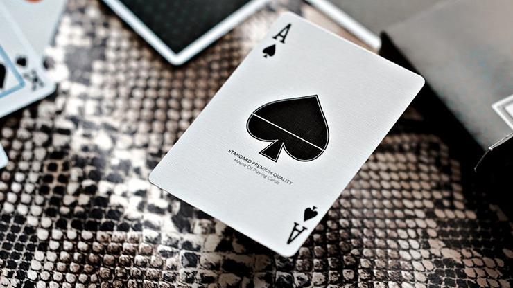 MYNOC: Snake Edition Playing Cards