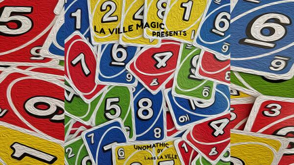 La Ville Magic Presents Unomathic by Lars La Ville video DOWNLOAD - Download